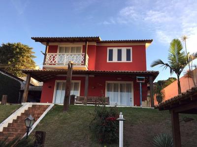 Casa Em Cinco Lagos, Mendes/rj De 300m² 3 Quartos À Venda Por R$ 900.000,00 - Ca198806