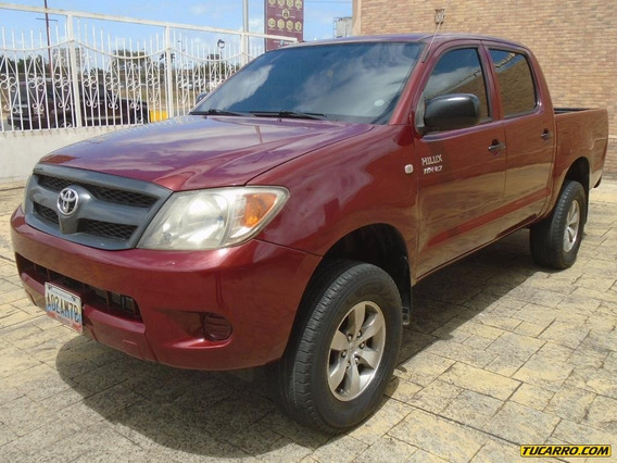 Toyota Hilux - Automatica