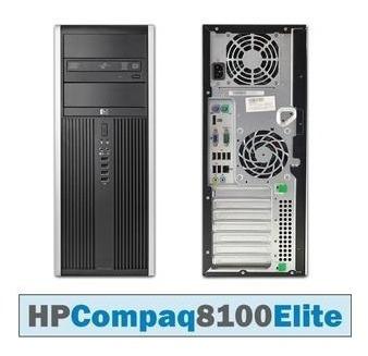 Hp Compaq 8100 Elite Mt Core I5 | 4gb | 250gb Hd