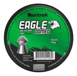 Chumbinho Nortrek Eagle 5,5mm C/125 Superior Ao Snyper