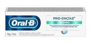 Oral B Proencías (quita Placa Y Previene / Alivia Gingivitis