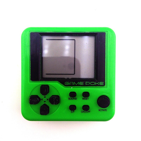 Mini Console Classic For Kids 26 Jogos Preto