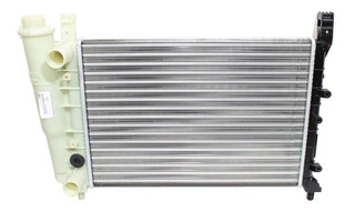 Radiador Agua Denso Fiat Uno Fiorino 1.3 Mpi 1.4 Fire S/aire