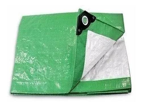 Lona Toldo Impermeable Pretul Verde 3 X 2 Metros Mf Shop