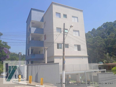Embu Das Artes Apartamento Novo Residencial À Venda, Jardim Mimas 48.50 M2 Minha Casa Minha Vida - Ap0045