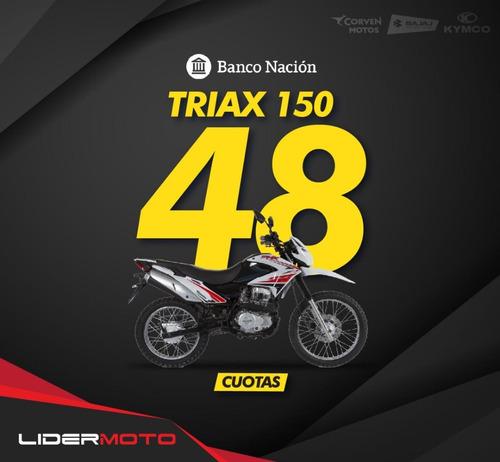 Corven Corven Triax 150 R2 Globalmotorcycles Olivos