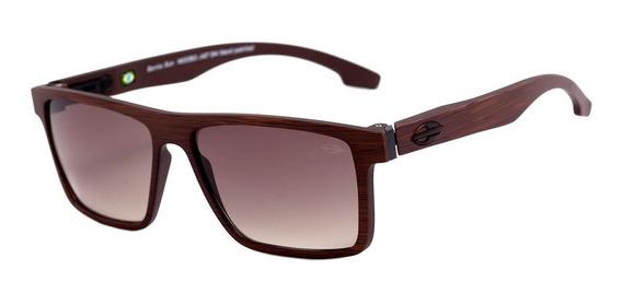 Oculos Solar Mormaii Banks M0050j4734 Marrom Madeira Degradê