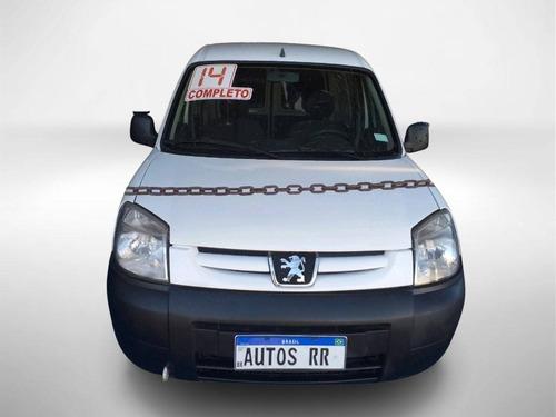 Peugeot Partner Furgao (800kg) 1.6 16v Flex