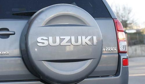 Emblema Suzuki Llanta Repuesto