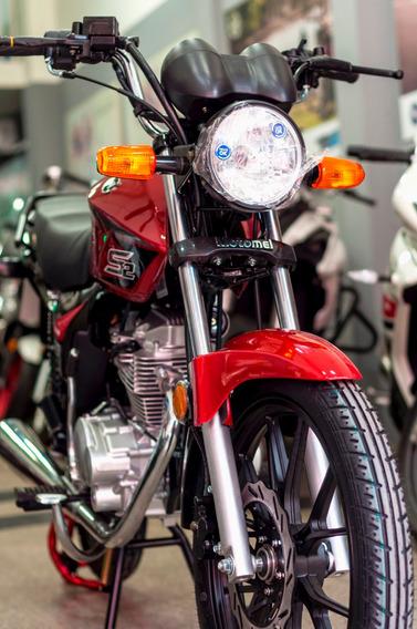 Motomel S2 150 Cg Full Aleación 2020 0km Efectivo Oficial