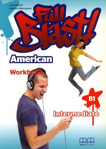 American Full Blast - Intermediate - B1 - Wbk - H.q., Marile
