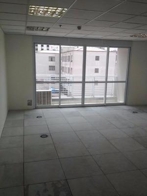 Sala Em Campo Belo, São Paulo/sp De 39m² À Venda Por R$ 378.500,00 - Sa226914
