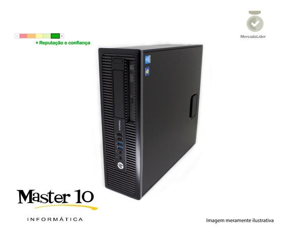 Computador Compacto Hp Elitedesk 800 G1 Processador I7-4790