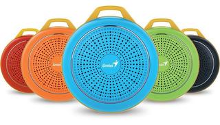 Parlante Portatil Genius Sp-906bt Manos Libres Bluetooth 4.1