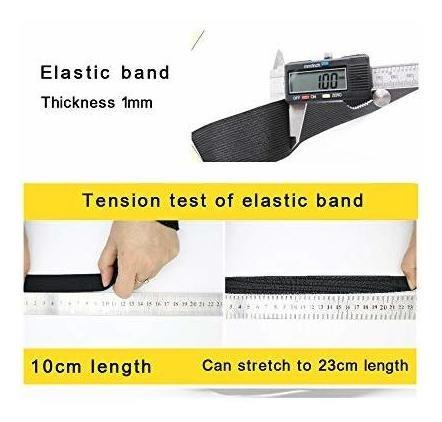 Imagen 1 de 4 de Textil Banda Elastica Punto Costura Elasticidad Cordon