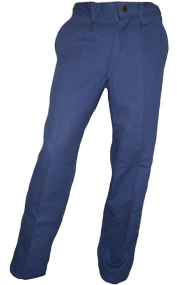 Pantalon De Trabajo Ombu Color Azul Marino Susferrin Srl
