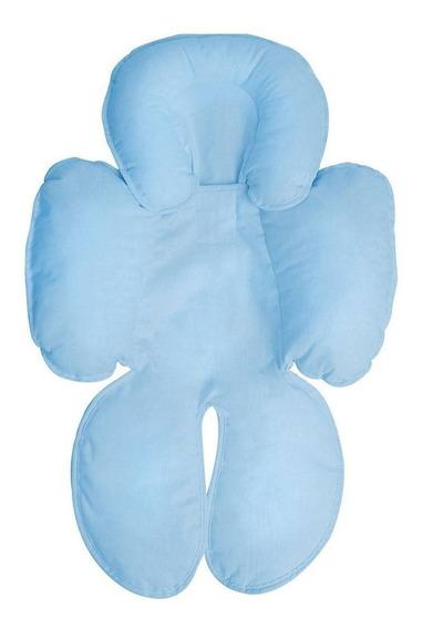 Capa Para Bebê Conforto E Carrinho Anatômica Masculina Azul