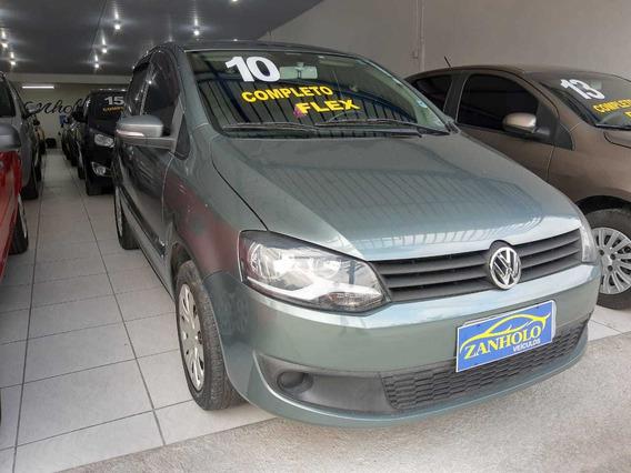 Volkswagen Fox 1.6 Trend Total Flex 2010 Cinza