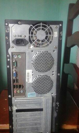 Cpu Completa Core 2 Duo E7500 2gb Hd 500gb