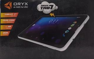Tablet Oryx 7 Mid 760+ Funda Con Teclado De Regalo