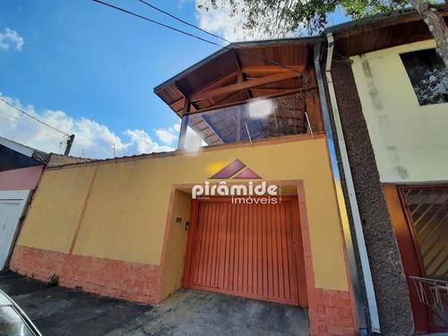 Casa À Venda, 250 M² Por R$ 515.000,00 - Jardim Das Indústrias - São José Dos Campos/sp - Ca6170