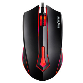 Wired Gaming Mouse Led Ótico Usb Computer Mouse Gamer Mouse