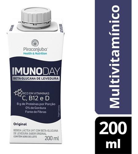 Bebida Piracanjuba Imunoday Original 200ml