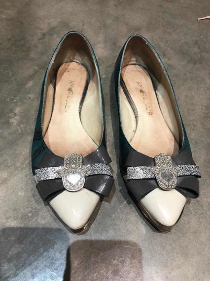 Zapatos Chatas Juliette Amor&julia