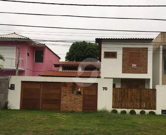 Excelente Casa Duplex 1ª Locação - Ca0588