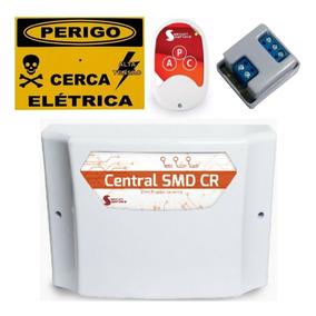 Central De Cerca Elétrica Gcp Cr Smd 10000 Cr Com Controle