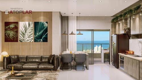 Apartamento À Venda, 67 M² Por R$ 520.000,00 - Tabuleiro Dos Oliveiras - Itapema/sc - Ap2106