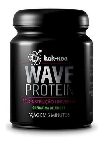 Imagem 1 de 4 de Máscara Reconstrutora Wave Protein 300g - Kah Noa