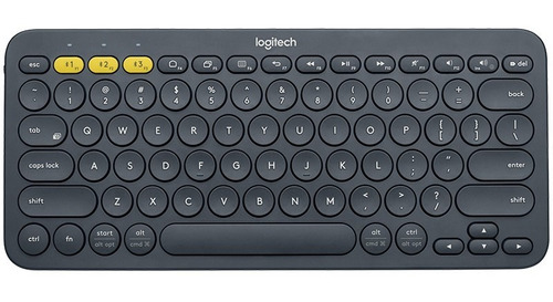Teclado Bluetooth Logitech K380 Multi-device - iPad Mac Ios