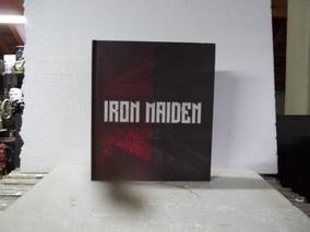Iron Maiden Vault Livro Usado Estado Impecável 62 Páginas