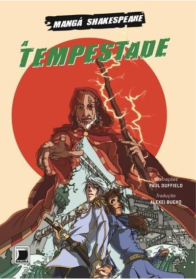 A Tempestade - Série Mangé Shakespeare - Nova Ortografia