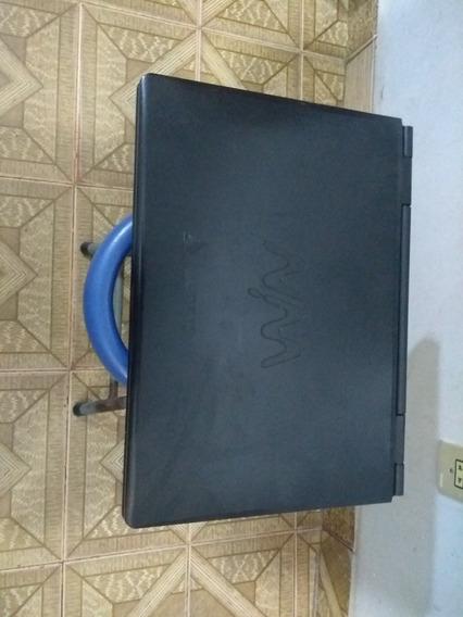 Carcaça Completa Notebook Win Wm52c