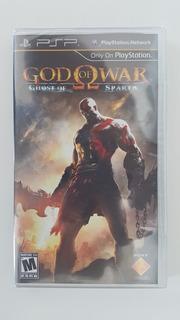 God Of War: Ghost Of Sparta (psp) - Nuevo Sellado