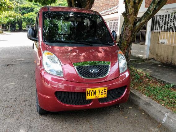 Chery Van Pass 1.3, Vinotinto, 2014, 5 Puertas, 8 Pasajeros