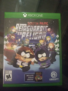South Park Fractured But Whole Xbox One Fisico