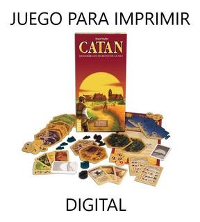 Catan + Ampliación + Expansión Ciudades Y Caballeros