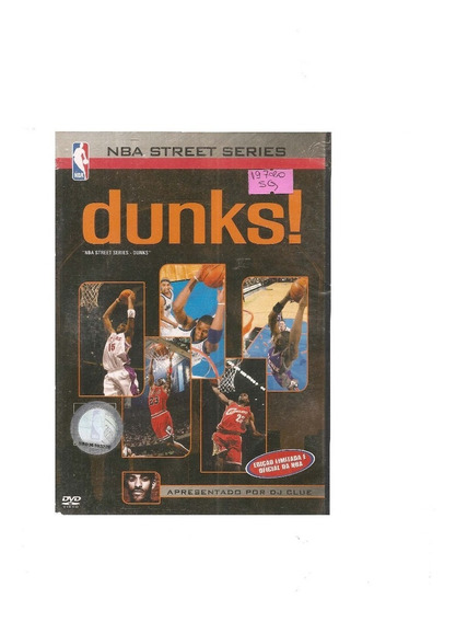 Dvd Nba Street Series Dunks