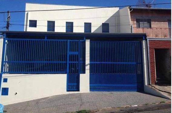 Barracão À Venda, 250 M² Por R$ 550.000,00 - Jardim Anton Von Zuben - Campinas/sp - Ba0628