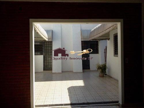 Imagem 1 de 15 de Casa Térrea Para Locação No Bairro Jardim Chapadão Em Campinas - Cod: Qy854 - Qy854