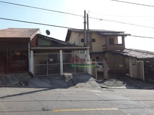 Casa Com 4 Dormitórios À Venda, 70 M² Por R$ 380.000 - Vila Maria - São José Dos Campos/sp - Ca2340