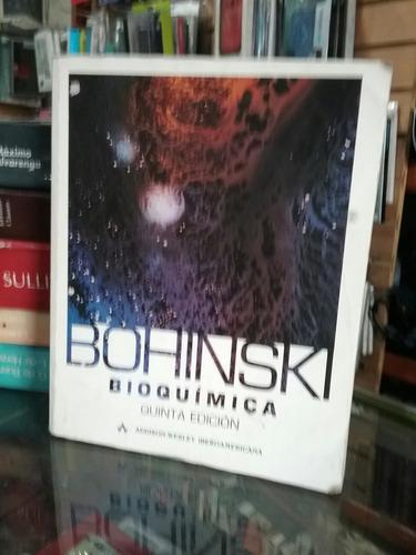 Imagen 1 de 4 de Bioquimica De Bohiski 5 Ed
