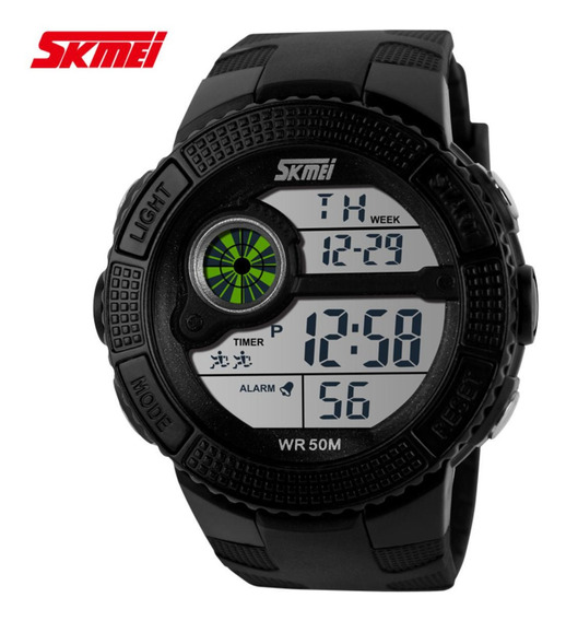 Relógio Digital Skmei 1027 Militar Esportivo Barato