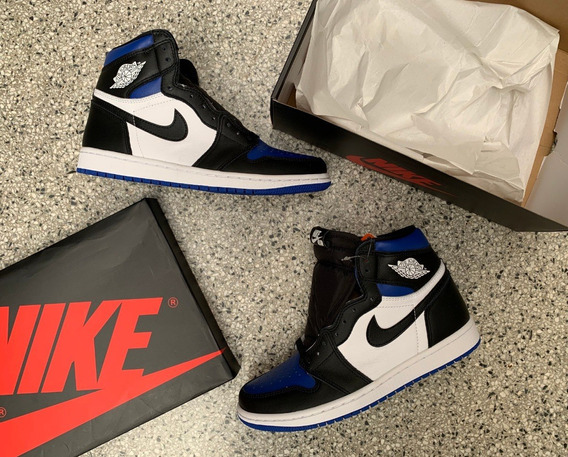 Air Jordan 1 Royal Toe- 39