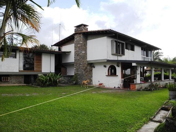 Casa En Venta Alto Hatillo Rah1 Mls16-2674