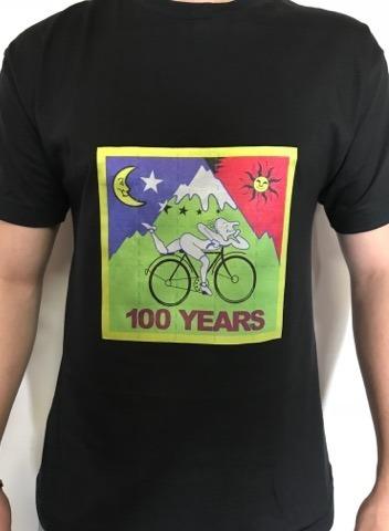 Camiseta Lsd Festa Eletrônica 100% Algodão