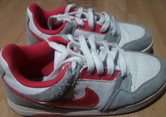 Zapatillas Nike Mujer Talle 35(22.5 Cm)
